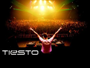 DJ Tiesto Marcus Amphitheatre