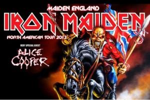 maidenengland-alicecooper Marcus Amphitheatre